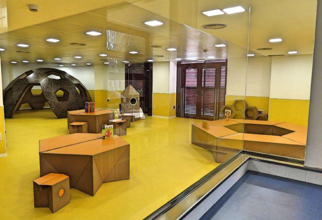 La Comunidad pone a disposición de los empleados públicos un aula de conciliación - 2, Foto 2
