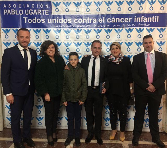 La Asociación Pablo Ugarte celebra una multitudinaria cena de apoyo a la investigación del cáncer infantil - 2, Foto 2