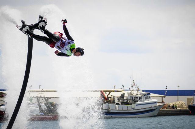 Enrique Soriano revalidó el Campeonato de España de Flyski - 1, Foto 1