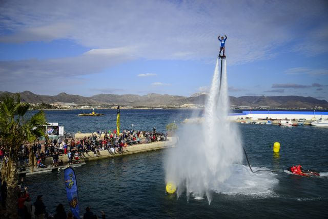 Enrique Soriano revalidó el Campeonato de España de Flyski - 2, Foto 2