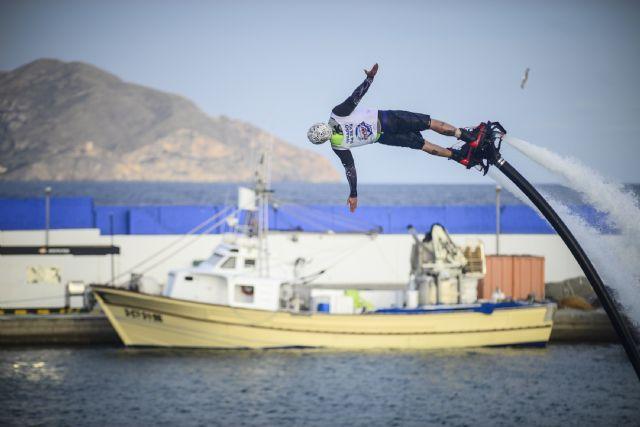 Enrique Soriano revalidó el Campeonato de España de Flyski - 3, Foto 3