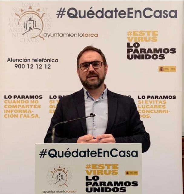 Lorca habilitará las instalaciones del estadio de fútbol Francisco Artés Carrasco como zona de descanso para transportistas y camioneros - 1, Foto 1