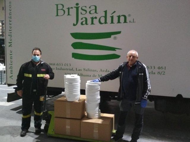 La Dirección General de Emergencias entrega a la Policía Local y Protección Civil varios lotes de mascarillas para su plantilla y voluntarios - 3, Foto 3
