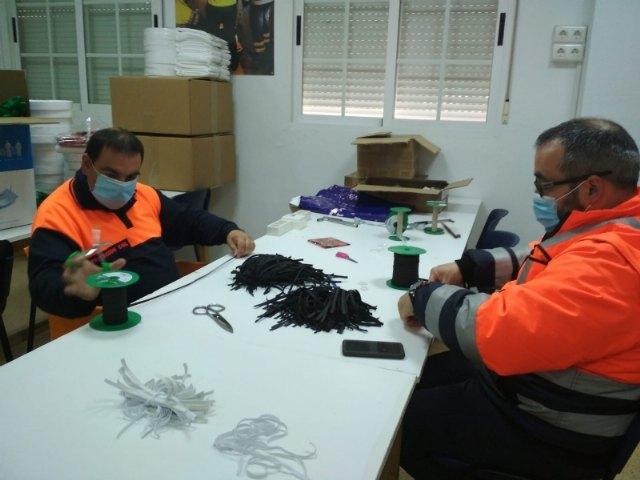 La Dirección General de Emergencias entrega a la Policía Local y Protección Civil varios lotes de mascarillas para su plantilla y voluntarios - 5, Foto 5