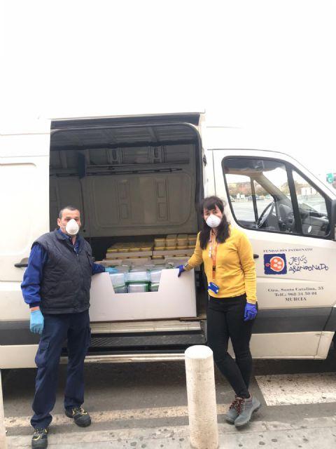 IKEA dona el material sanitario y otros productos con los que contaba en su tienda de Murcia a diferentes organizaciones de la región - 1, Foto 1
