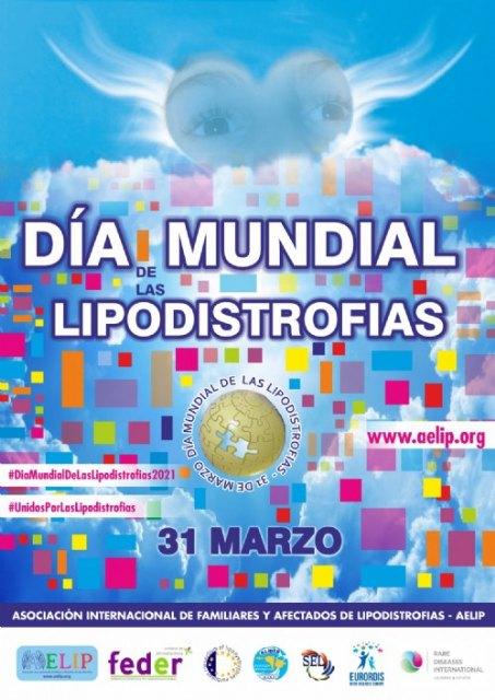 AELIP reclama la inclusión en el SNS del único tratamiento disponible para pacientes con lipodistrofias, con MOTIVO DEL DÍA MUNDIAL DE LAS LIPODISTROFIAS - 2, Foto 2