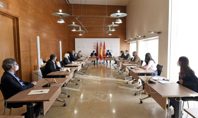 La Junta de Gobierno acuerda la delegación de competencias en los concejales de Murcia - 1, Foto 1