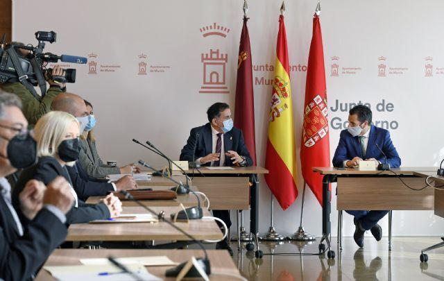 La Junta de Gobierno acuerda la delegación de competencias en los concejales de Murcia - 3, Foto 3