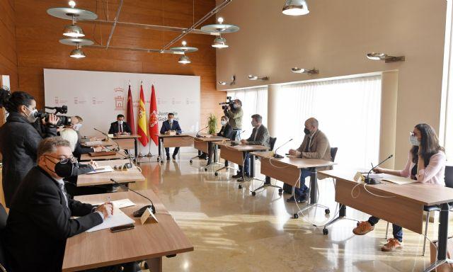 La Junta de Gobierno acuerda la delegación de competencias en los concejales de Murcia - 4, Foto 4