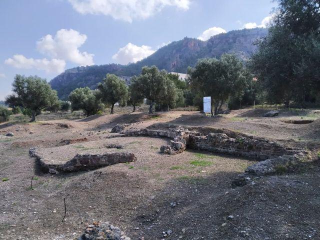 Huermur denuncia el vergonzoso estado del Martyrium y la Basílica de Algezares - 5, Foto 5