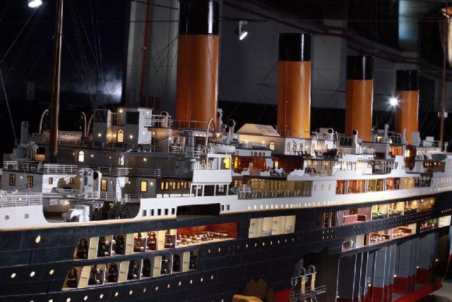 Casi ocho millones de personas han embarcado ya en el Titanic más grande del mundo - 1, Foto 1