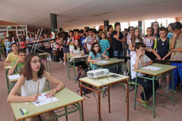 El Insituto Rambla de Nogalte organiza la I Olimpiada Matemática - 1, Foto 1