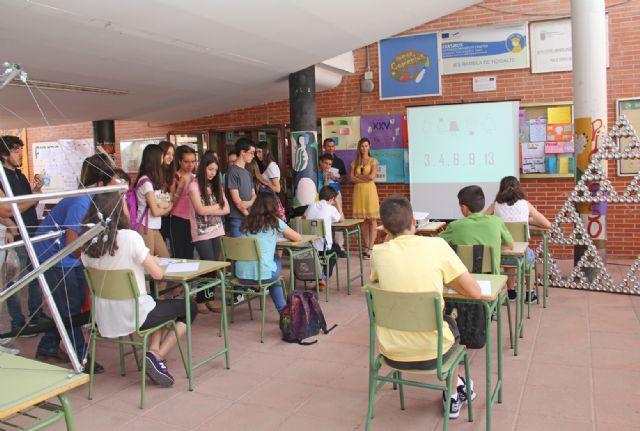 El Insituto Rambla de Nogalte organiza la I Olimpiada Matemática - 2, Foto 2