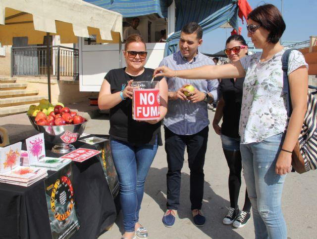 Puerto Lumbreras celebra el Día Mundial sin Tabaco - 1, Foto 1