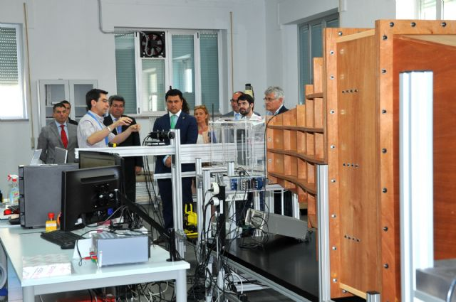 La Corporación municipal visitó el Centro Universitario de la Defensa en la AGA - 1, Foto 1