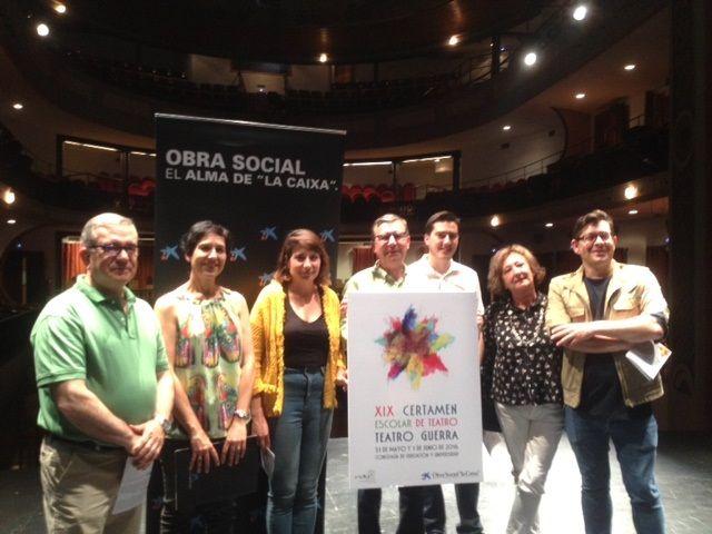 Más de 400 alumnos de 8 centros educativos del municipio participan en el XIX Certamen Escolar de Teatro Teatro Guerra - 1, Foto 1