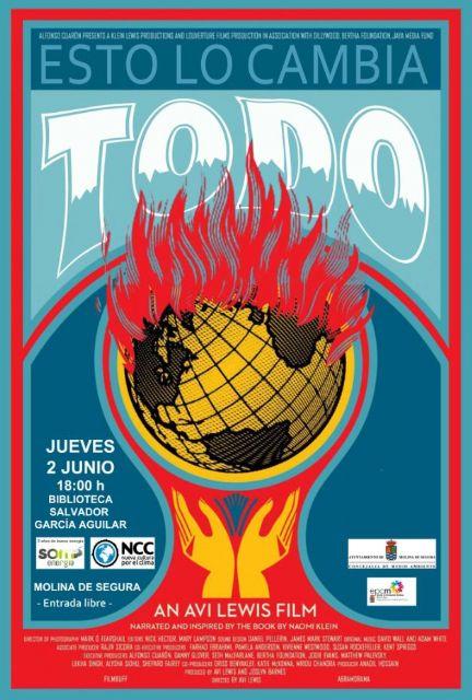 El Ayuntamiento de Molina de Segura organiza la actividad Qué puedo hacer yo frente al cambio climático el jueves 2 de junio - 1, Foto 1
