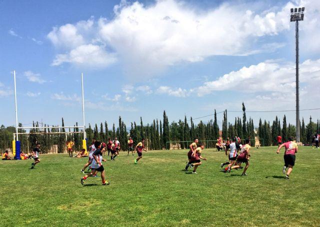 Las jóvenes promesas del rugby murciano protagonizan una gran jornada en Las Torres de Cotillas - 2, Foto 2