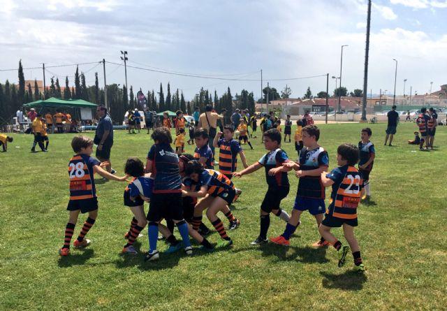 Las jóvenes promesas del rugby murciano protagonizan una gran jornada en Las Torres de Cotillas - 3, Foto 3