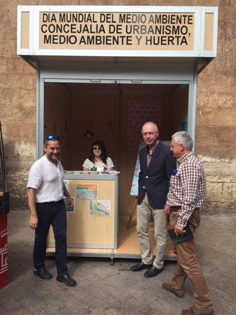El Ayuntamiento de Murcia organiza una semana de actividades e información con motivo del Día Mundial del Medio Ambiente - 1, Foto 1