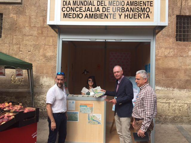 El Ayuntamiento de Murcia organiza una semana de actividades e información con motivo del Día Mundial del Medio Ambiente - 2, Foto 2