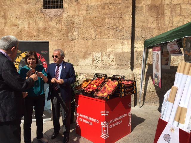 El Ayuntamiento de Murcia se suma al Día Mundial sin Tabaco - 3, Foto 3
