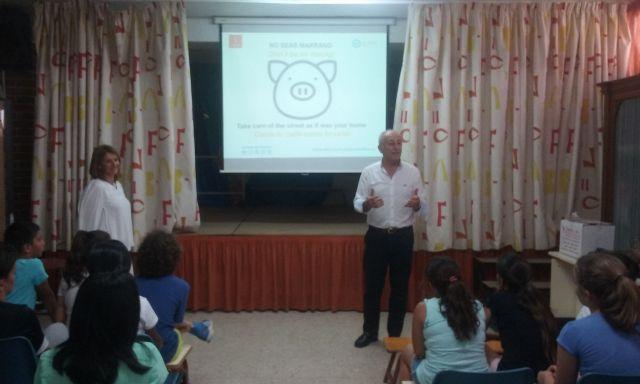 Más de 11.500 escolares han participado este curso en el programa educativo ´Murcia, ciudad sostenible´ - 1, Foto 1