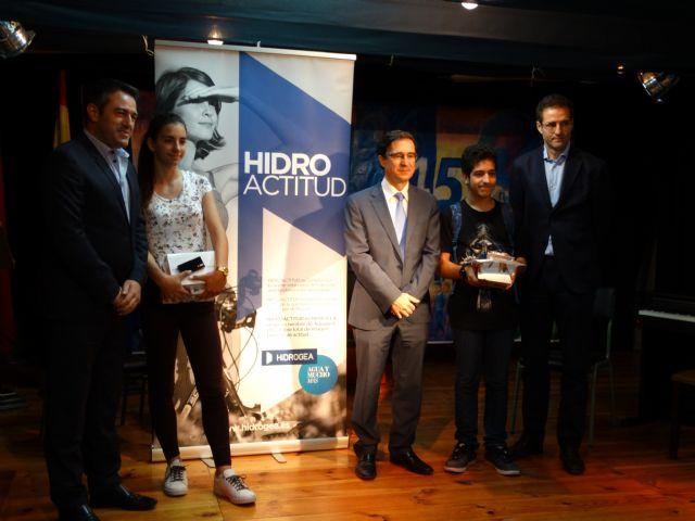 HIDROGEA hace entrega de los premios de su II Certamen Literario Relatos de Agua Inteligente en Alcantarilla - 2, Foto 2