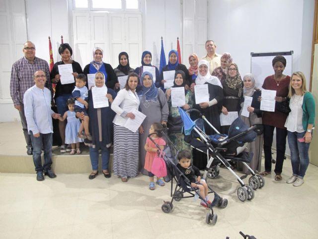 Los talleres de la concejalía de Servicios Sociales promueven la integración de 40 mujeres inmigrantes - 2, Foto 2