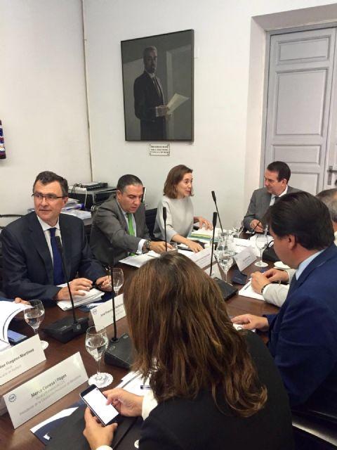 Ballesta confirma que Murcia estará dentro de la Red de Municipios de Acogida de Refugiados - 1, Foto 1
