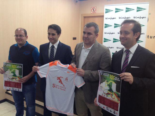 Presentada la 5ª Carrera Popular Villa de Alguazas - 1, Foto 1