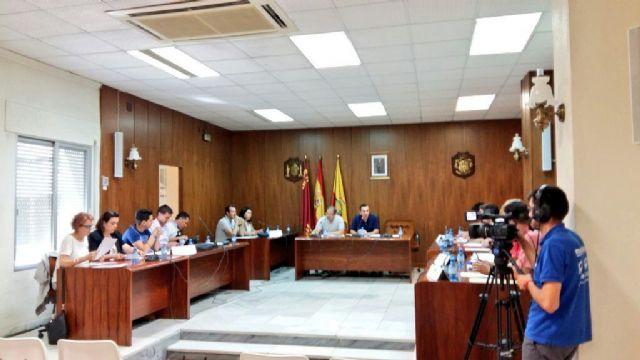 El pleno municipal aprueba la Ordenanza de Participación Ciudadana en los plenos del Ayuntamiento de Archena - 1, Foto 1
