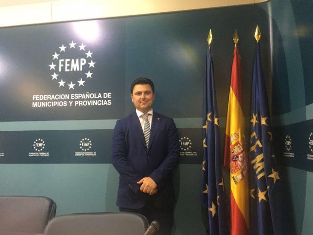 El alcalde de San Javier se incorpora al Consejo Territorial, máximo órgano entre Plenos, de la Federación Española de Municipios y Provincias - 1, Foto 1