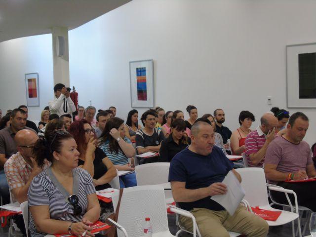 Se inauguran en Cehegín los talleres de comercio on line del CECARM - 1, Foto 1