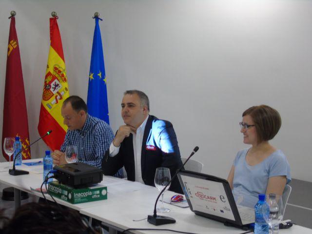 Se inauguran en Cehegín los talleres de comercio on line del CECARM - 2, Foto 2