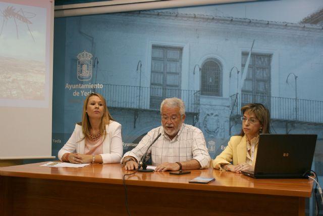 Nueva edición de la campaña de prevención y control del mosquito tigre en Yecla - 1, Foto 1