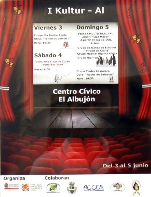 El primer Kultur- Al llevará la multiculturalidad a El Albujón este fin de semana - 2, Foto 2