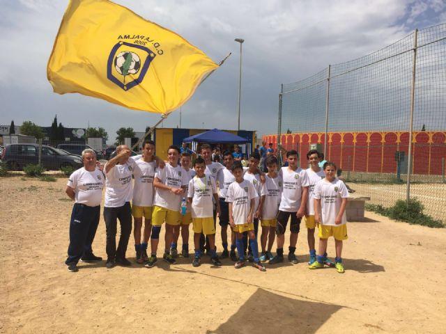 A.D. Barrio Peral, E.F. Aljorra, Cartagena F.C. y Alumbres campeones de Liga de prebenjamines, benjamines, alevines e infantiles - 1, Foto 1