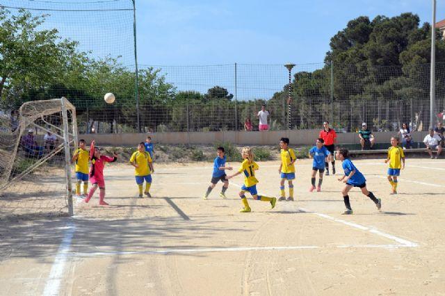 A.D. Barrio Peral, E.F. Aljorra, Cartagena F.C. y Alumbres campeones de Liga de prebenjamines, benjamines, alevines e infantiles - 2, Foto 2