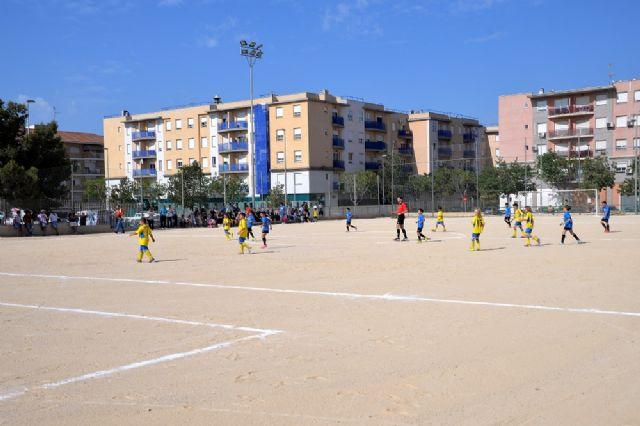 A.D. Barrio Peral, E.F. Aljorra, Cartagena F.C. y Alumbres campeones de Liga de prebenjamines, benjamines, alevines e infantiles - 3, Foto 3