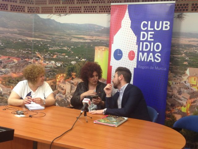 Se presenta en Moratalla el programa Club de Idiomas - 1, Foto 1
