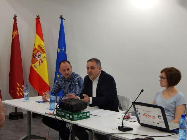 Cehegín acoge el primero de los 36 talleres de comercio electrónico que organiza la Comunidad