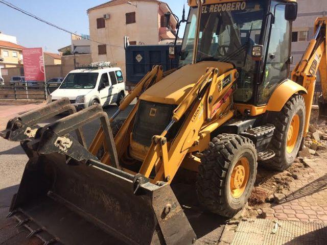 Totana comienzan las obras de recogida y evacuaci n de - Recogida aguas pluviales ...