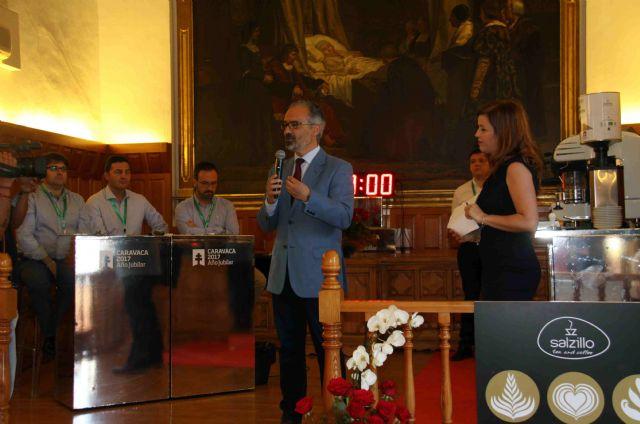 Caravaca, sede del X Concurso de Baristas y el II Concurso 'Latte Art' - 1, Foto 1