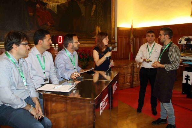Caravaca, sede del X Concurso de Baristas y el II Concurso 'Latte Art' - 2, Foto 2