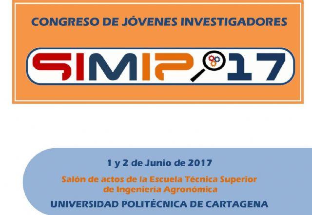 Los estudiantes de Bachillerato de Cartagena presentan sus trabajos en el SIMIP17 - 1, Foto 1