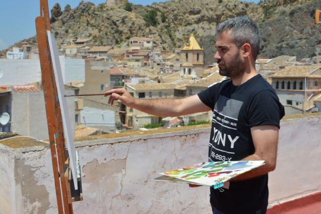 El pintor blanqueño Daniel Cutillas rubricará el cartel anunciador del Encierro - 1, Foto 1