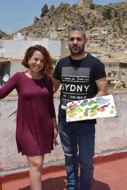 El pintor blanqueño Daniel Cutillas rubricará el cartel anunciador del Encierro - 2, Foto 2