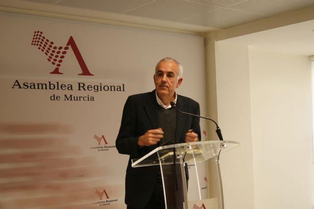 La Asamblea aprueba por unanimidad la reparación integral de la carretera de Aledo a Bullas