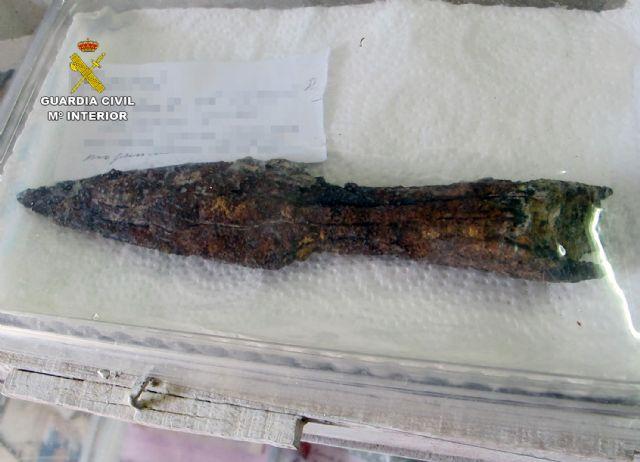 La Guardia Civil recupera cerca de cincuenta mil piezas de valor arqueológico y paleontológico - 2, Foto 2